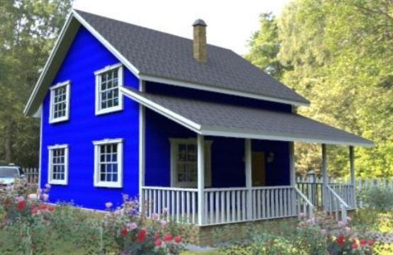 Каркасный дом «Себеж»